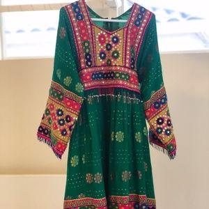 Dresses & Skirts - Traditional Afghan Clothing (Bridalwear)